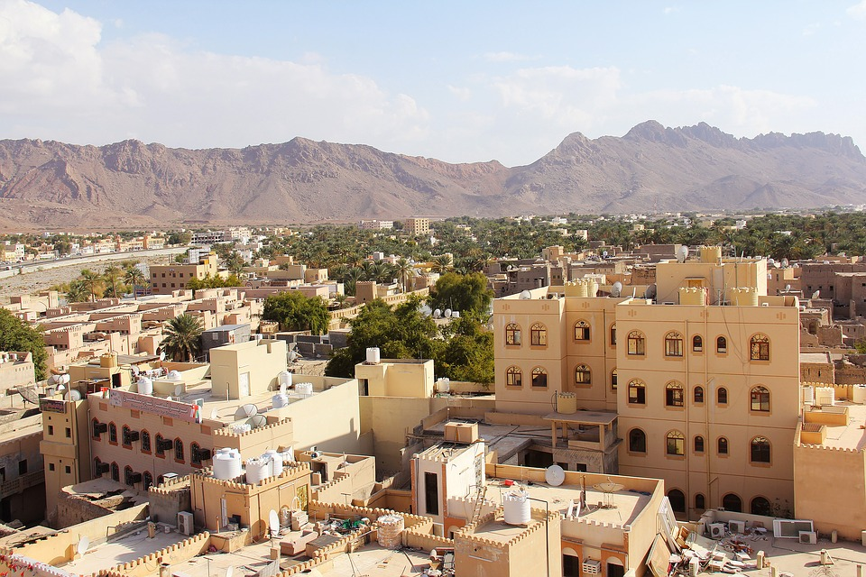 The most beautiful locations to see in Oman